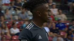 MLS: Yordy Reyna y la asistencia en Vancouver Whitecaps ante New York Red Bulls [VIDEO]