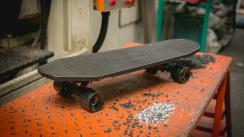 Emprendedor21: Waysted, skateboard y reciclaje de la mano [FOTOS Y VIDEO]