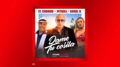 'Dame tu cosita' regresa en este remix con El Chombo, Pitbull y Karol G [VIDEO]
