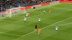Lyon sorprende al Manchester City con gol en la Champions League [VIDEO]