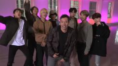 BTS y Jimmy Fallon sorprenden con pasos de baile al estilo Fortnite [VIDEO]