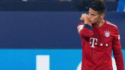 Futuro de James Rodríguez en Bayern Munich sigue en suspenso