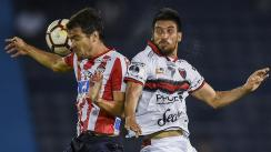 Colón vs. Junior chocan por la Copa Sudamericana