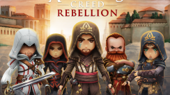 'Assassin's Creed Rebellion' ya se encuentra disponible para dispositivos móviles [VIDEO]
