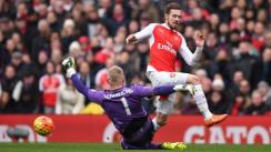 Arsenal vs. Leicester City: Partidazo por la Premier League