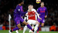 Arsenal vs. Liverpool empataron 1-1 en el Emirates Stadium por la Premier League
