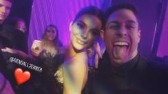 Hugo García protagoniza divertido video junto a Kendall Jenner [FOTOS]