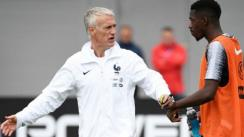 Deschamps sobre Dembélé: