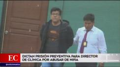 Dictan prisión preventiva a médico acusado de abusar a menor de edad [VIDEO]