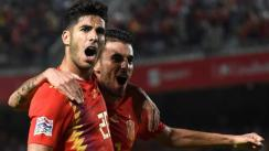España vs. Croacia chocan en partido por la UEFA Nations League en Zagreb