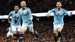 Manchester City derrotó 3-1 al Bournemouth por la Premier League