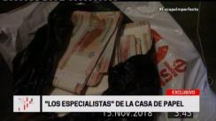 Capturan a 'Los Especialistas', banda dedicada a falsificar S/1 millón al mes | VIDEO