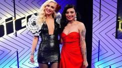 Gwen Stefani y Mon Laferte ofrecieron una espectacular presentación en vivo en 'The Voice' | VIDEO
