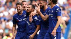 Chelsea derrotó 2-0 al Manchester City en Stanford Bridge por la Premier League