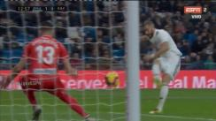 Real Madrid vs. Rayo Vallecano: Karim Benzema anotó el 1-0 tras genial pase de Lucas Vázquez | VIDEO