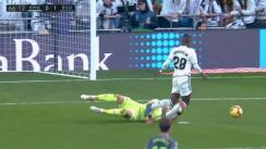 Real Madrid vs. Real Sociedad: el claro penal que no le cobraron a Vinicius Junior en LaLiga | VIDEO