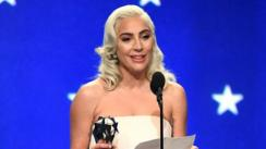 Critics' Choice Awards 2019: Lady Gaga triunfa con canción de 'A Star is Born' [FOTOS]