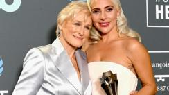 Critics' Choice Awards: Glenn Close y Lady Gaga ganan como Mejor actriz
