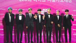 BTS arrasó con los premios Seoul Music Awards 2019