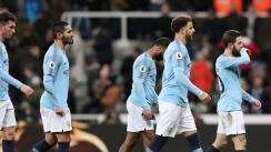 Manchester City cayó de visita 2-1 ante el Newcastle por la Premier League [FOTOS]