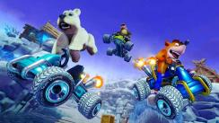 'Crash Team Racing Nitro-Fueled': Se dejan ver a 'Ripper Roo' y 'Polar' en dos nuevos videos [VIDEOS]