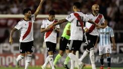 River Plate ganó 2-0 a Racing Club en el Monumental por la Superliga Argentina