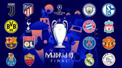 Real Madrid, Barcelona, Juventus y sus chances de avanzar a cuartos de final de la Champions League