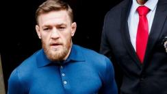 Conor McGregor fue arrestado en Miami Beach