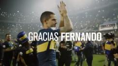 Boca Juniors despidió a Fernando Gago que resolvió su contrato con el club [VIDEO]