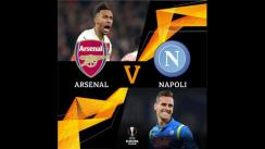 Arsenal vs. Napoli, una