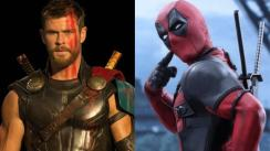 Chris Hemsworth le da la bienvenida a Deadpool tras la compra de Fox por parte de Disney [FOTOS]