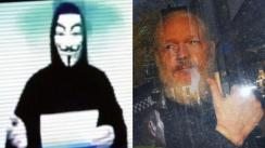 Anonymous envía contundente amenaza tras arresto de Julian Assange [VIDEO]