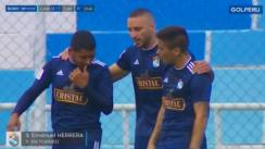 Real Garcilaso vs. Sporting Cristal: gol de Emanuel Herrera en el Cusco | VIDEO