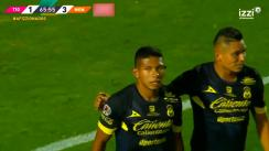 ¡Sigue en racha! Edison Flores le anota a Tigres [VIDEO]