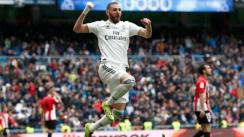 Real Madrid vs. Athletic Club: Benzema superó marca que CR7 no logró