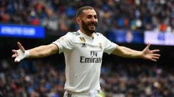 Real Madrid: Karim Benzema obsequió el balón del hat-trick anotado al Athletic Club | VIDEO