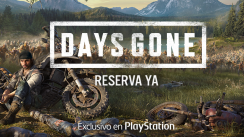'Days Gone': El esperado título para PlayStation 4 ya está en preventa [VIDEO]