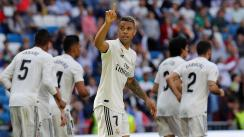 Real Madrid vs. Real Sociedad EN VIVO por LaLiga Santander vía DirecTV Sports