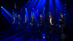 BTS interpreta en vivo 'Make it Right' en 'The Late Show' de Stephen Colbert [VIDEO]