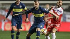 Boca Juniors vs. Argentinos Juniors EN VIVO vía Fox Sports 2 por la Copa Superliga