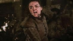 """Game of Thrones"": Maisie Williams y Lena Headey esperaban que Arya terminara su lista 