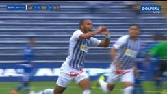 Alianza Lima vs. Binacional: Aldair Salazar anotó el 1-0 en Matute | VIDEO