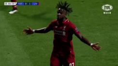 Liverpool vs. Tottenham: Divock Origi anotó el gol del 2-0 en Champions League | VIDEO