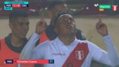 Perú vs. Costa Rica: Christian Cueva anotó golazo y firmó el 1-0 en amistoso | VIDEO