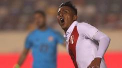 Así fue la narración de TV en Costa Rica del golazo de Christian Cueva [VIDEO]
