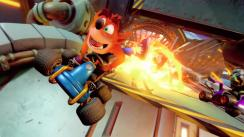 'Crash Team Racing Nitro-Fueled' estrena tráiler de lanzamiento [VIDEO]
