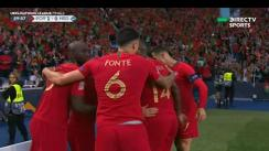 Portugal vs. Holanda: Así fue el gol de Guedes en la final de la Nations League | VIDEO