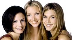 Courteney Cox, Jennifer Aniston y Lisa Kudrow se reencontraron tras 15 años del final de 'Friends' [FOTOS]