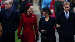 Príncipe Harry y Meghan rompen con William y Kate para crear su propia fundación