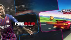 'PlayStation Plus': 'PES 2019' y 'Horizon Chase Turbo' llegan el próximo mes